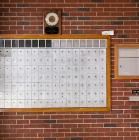 27 Charter St Mailboxes