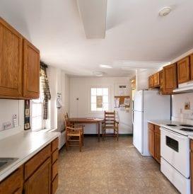 J. Michael Ruane Congregate Residence Kitchen