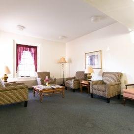 J. Michael Ruane Congregate Residence Common Area
