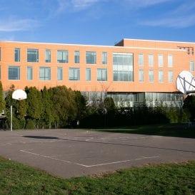 Rainbow Terrace Basketball Court