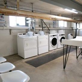 Bertram Terrace Laundry Area
