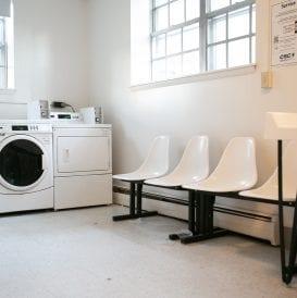 Norton Terrace Laundry Area